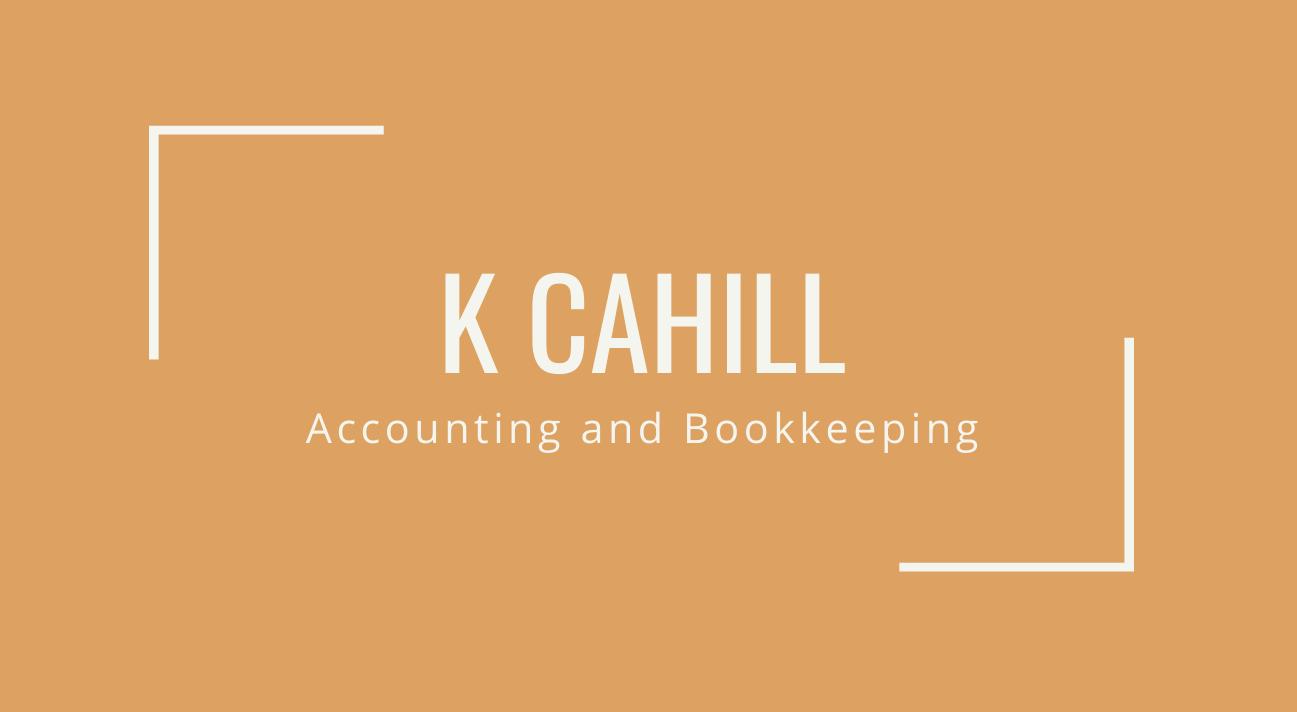 K Cahill Logo